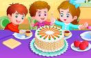 製作蔬果蛋糕遊戲 / 製作蔬果蛋糕 Game