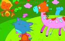 兒童繪畫家1遊戲 / 兒童繪畫家1 Game