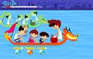 遊戲家族賽龍舟遊戲 / Row Your Boat Game
