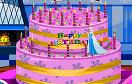 冰雪奇緣蛋糕裝飾遊戲 / 冰雪奇緣蛋糕裝飾 Game