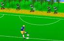 足球射靶增強版遊戲 / 足球射靶增強版 Game