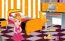 可愛芭比清理房間遊戲 / 可愛芭比清理房間 Game