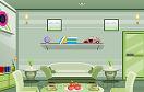 現代綠色房間逃脫遊戲 / 現代綠色房間逃脫 Game