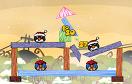 不憤怒的小鳥聖誕版遊戲 / 不憤怒的小鳥聖誕版 Game
