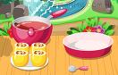 美味蘋果料理遊戲 / 美味蘋果料理 Game