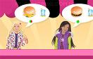 女孩經營漢堡店遊戲 / 女孩經營漢堡店 Game