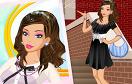 女大學生美容化妝遊戲 / 女大學生美容化妝 Game
