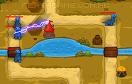 石器時代塔防無敵版遊戲 / 石器時代塔防無敵版 Game