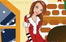 聖誕佳人遊戲 / Christmas Fashion Girl Game