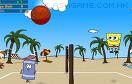 海綿寶寶排球賽遊戲 / Beach Volleyball-Game Game