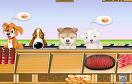 寵物漢堡店遊戲 / 寵物漢堡店 Game