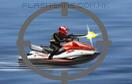 保衛海上游艇遊戲 / Speedboat Shooting Game