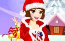 聖誕美人化妝遊戲 / 聖誕美人化妝 Game
