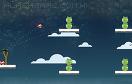 憤怒小鳥大戰绿豬聖誕版遊戲 / Angry Birds Merry Christmas Game