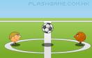 雙人足球遊戲 / 1 on 1 Soccer Game
