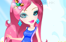 可愛的貝茲遊戲 / Cute Bratz Doll Dressup Game
