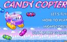 糖果直升機遊戲 / Candy Copter Game