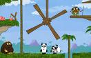 小熊貓逃生記選關版遊戲 / 小熊貓逃生記選關版 Game