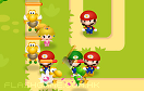超級瑪麗塔防戰役遊戲 / Mario Bros Defenses Game