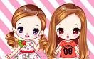 櫻桃公主雙胞胎遊戲 / 櫻桃公主雙胞胎 Game