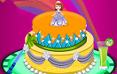 索菲亞製作蛋糕遊戲 / 索菲亞製作蛋糕 Game