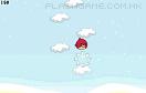 憤怒的小鳥跳雲彩遊戲 / Angry Birds Jumping Game