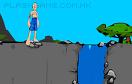 懸崖跳水遊戲 / Cliff Diver Game
