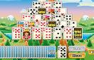 可愛紙牌接龍遊戲 / Tower Solitaire Game
