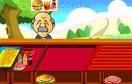 男孩的漢堡飲料小攤遊戲 / Hamburger Serving Game