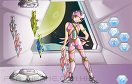 太空女戰士換裝遊戲 / 太空女戰士換裝 Game