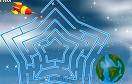 簡單迷宮太空篇遊戲 / Maze Game - Game Play 17 Game