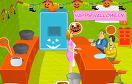 萬聖節服務生遊戲 / Halloween Feast Game