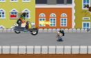 電單車超人殭屍大戰無敵版遊戲 / 電單車超人殭屍大戰無敵版 Game