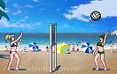 女子沙灘排球遊戲 / 女子沙灘排球 Game