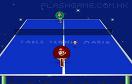 馬里奧乒乓球遊戲 / Table Tennis Mario Game