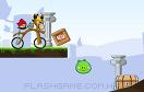 憤怒的小鳥騎車遊戲 / 憤怒的小鳥騎車 Game