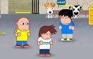 高中生街頭大戰遊戲 / High School Backstreet Fighter Game