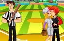 棒球場偷吻遊戲 / Baseball Kissing Game