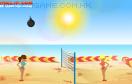美女沙灘排球遊戲 / 美女沙灘排球 Game