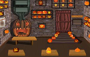 逃出南瓜燈地窖遊戲 / Halloween Pumpkin Room Game