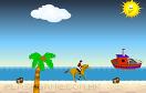 海灘技巧賽馬遊戲 / 海灘技巧賽馬 Game