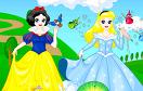 童話公主齊換裝遊戲 / 童話公主齊換裝 Game