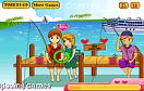 釣魚偷吻遊戲 / Lovely Dock Vacation Game