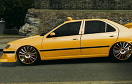 隱藏字母的出租車遊戲 / Taxi Cab Letters Game