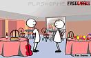 火柴人餐廳情侶遊戲 / Stickman and GF at Restaurant Game