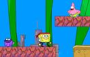 海綿寶寶跳躍救援2遊戲 / SpongeBob Jump 2 Game