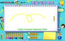 兒童畫寫板遊戲 / 兒童畫寫板 Game