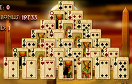 埃及紙牌復古版遊戲 / Pyramid Solitaire Mummy's Curse Game