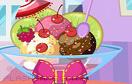 水果冰淇淋杯遊戲 / Delicious Fruit Sorbet Game