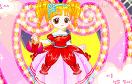 可愛卡通少女換裝遊戲 / Cartoon Girl Game